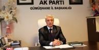 AK Parti İl Kongresi 24 Ocakta