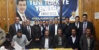 AK Parti Kösede Babur İle Devam Dedi
