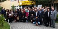 Ankara GÜDEF Eğitim Camiası ve Öğrencilerle Buluştu
