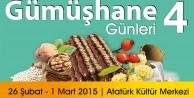 Ankara Gümüşhane Tanıtım Günleri 26 Şubatta başlıyor