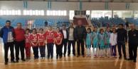 Badminton Grup Müsabakaları Gümüşhanede Yapıldı