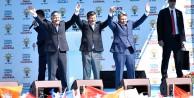 Başbakan Davutoğlu Gümüşhanede