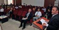 Başkan Çimen, Kent Konseyi Genel Kurul Toplantısı'na katıldı