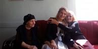 Bayan Yavuz Altın Kızları Ziyaret Etti