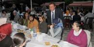 Belediye Kardeşlik iftarı düzenledi