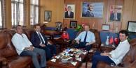 BİK Genel Müdürü Atalay Vali Yavuz'u Ziyaret Etti