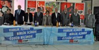 CHP adaylarını tanıttı