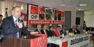 CHP Grup Başkanvekili Hamzaçebi Gümüşhanede