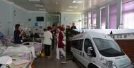 Diyaliz hastalarına örnek hizmet