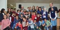 Emine Erdoğandan Gümüşhaneli Çocuklara Hediye