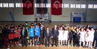 Futsalda Kelkit birinci oldu