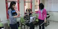 Gençlik merkezinde yan flüt kursu başladı