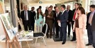 GESAM Gümüşhanede Türkiye Sergisi Açtı