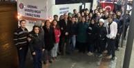 Gümüş Gelişim Akademisi Öğrencileri Çanakkale Yolunda