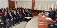 Gümüşhane Merkez İlçe Köylere Hizmet Götürme Birliği Genel Kurul Toplantısı Yapıldı