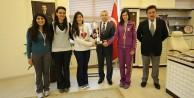 Gümüşhane Üniversitesi Eskrimde Türkiye Şampiyonu Oldu