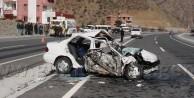 Gümüşhane'de facia gibi kaza: 3 ölü