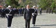 Gümüşhane'de Gaziler Günü Dolayısıyla Tören Düzenlendi