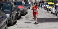 Gümüşhanede Gençlik koşusu yapıldı