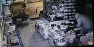 Gümüşhanede Hırsızlar 1 Dakikada Bin 750 TL Çaldılar