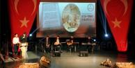 Gümüşhanede öğrencilerden kahramanlığa dair şiir ve türkü dinletisi