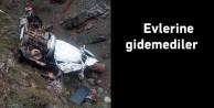 Gümüşhane'de Trafik Kazası: 1 Ölü, 1 Yaralı