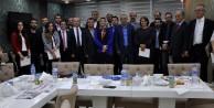 Gümüşhanede 'Yerel Basın ve Hukuk konulu çalıştay düzenlendi