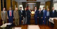 GÜSEVden Bağcılar Belediye Başkanına Ziyaret