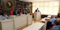 İl Genel Meclisinin Temmuz Ayı Toplantıları Sona Erdi