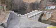 Kamberli köprüsü restore edildi