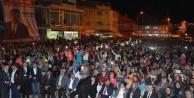 Kelkitte Mustafa Yıldızdoğan konseri düzenlendi