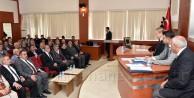 Merkez Köylere Hizmet Götürme Birliği genel kurulu yapıldı