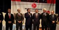 MHP Bursa İl Başkanlığına Gümüşhaneli Yılmaz seçildi