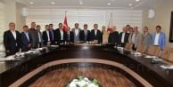 Milletvekili Aydın, Belediye Meclis Toplantısına katıldı