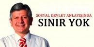 Milletvekili Aydın: Sosyal Devlet Anlayışında Sınır Yok