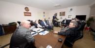 Milletvekili Üstün ve Özbekten Enerji Bir-Sene Ziyaret