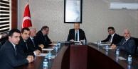 OSB Yönetim Kurulu Toplandı