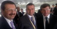 Özer, Trabzon AK Parti il yönetiminde