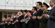 Şehit Savcı Kiraz İçin Gümüşhanede Tören Düzenlendi