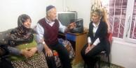 Şengül Yavuz'dan Yaşlılara Ziyaret