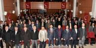 SP Gençlik Kolları Genel Başkanı Fatih Aydın Gümüşhanede