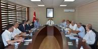 Stratejik Plan Ön Çalışma Toplantısı Yapıldı