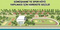 Tekke'ye spor köyü