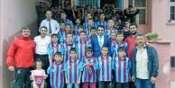 Torul Trabzonsporlular derneği boş durmuyor