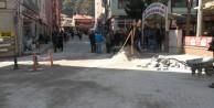 Torulda Caddeler Yenileniyor
