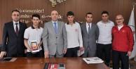 Türkiye şampiyonlarına tablet