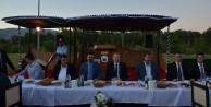 Vali Yavuz Kelkit Belediyesinin iftarına katıldı