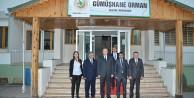 Vali Yavuz Kurumları Ziyaret Etti