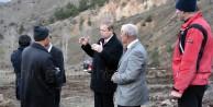 Vali Yavuz'dan Süleymaniye'ye mekanik tesis talimatı