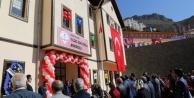 Gümüşhane'de 2 yeni okul törenle açıldı